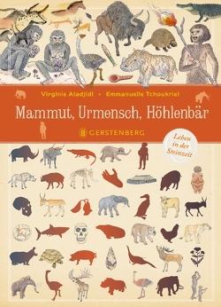 Mammut, Urmensch, Höhlenbär von Aladjidi,  Virginie, Panzacchi,  Cornelia, Tchoukriel,  Emmanuelle