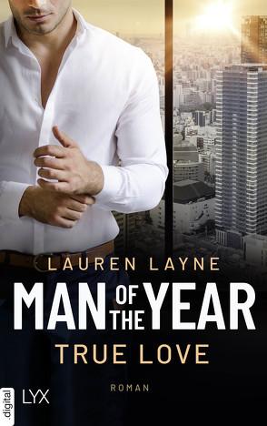Man of the Year – True Love von Layne,  Lauren, Link,  Hans