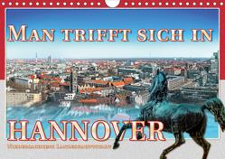 Man trifft sich in Hannover (Wandkalender 2020 DIN A4 quer) von Gödecke,  Dieter