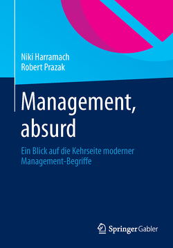 Management, absurd von Harramach,  Niki, Prazak,  Robert