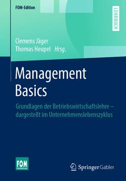 Management Basics von Heupel,  Thomas, Jäger,  Clemens