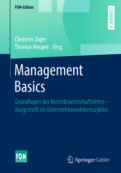 Management Basics von Heupel,  Thomas, Jäger,  Clemens