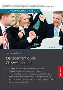 Management durch Zielvereinbarung von Prof. Dr. Dr. h.c. Wehrlin,  Ulrich