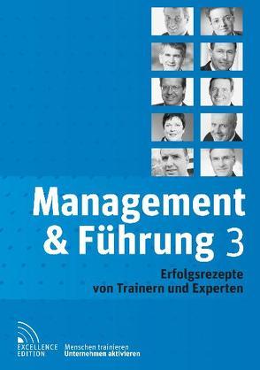 Management & Führung 3 von Blaschka,  Markus, Dosky,  Doris von, Fournier,  Cay von