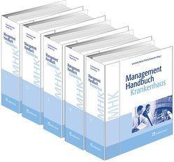 Management Handbuch Krankenhaus von Greulich,  Andreas, Maier,  Björn, Thiele,  Günter, Tybussek,  Kai