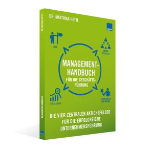 Management-Handbuch von Matthias,  Hettl
