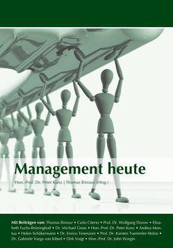 Management Heute von Kunz,  Peter