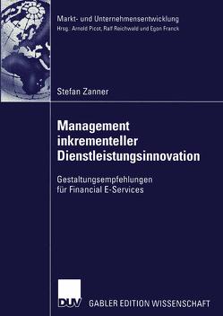 Management inkrementeller Dienstleistungsinnovation von Zanner,  Stefan