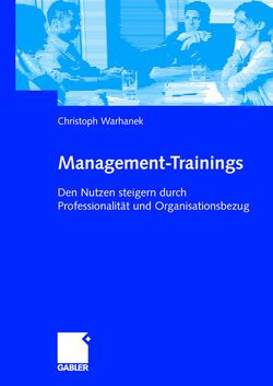 Management-Trainings von Warhanek,  Christoph