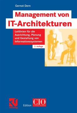 Management von IT-Architekturen von Dern,  Gernot