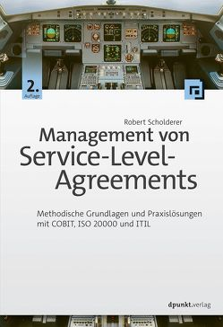 Management von Service-Level-Agreements von Scholderer,  Robert