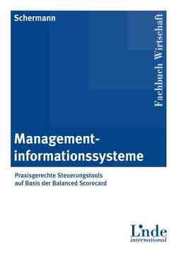 Managementinformationssysteme von Schermann,  Michael P.