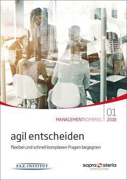 Managementkompass agil entscheiden