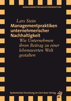 Managementpraktiken unternehmerischer Nachhaltigkeit von Stein,  Lars