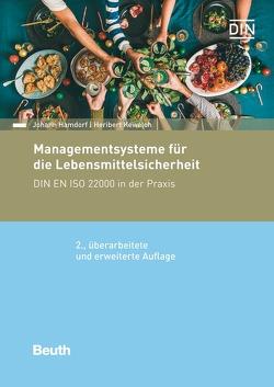 Managementsysteme für die Lebensmittelsicherheit von Hamdorf,  Johann, Keweloh,  Heribert