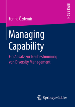 Managing Capability von Özdemir,  Feriha