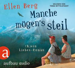 Manche mögen's steil von Berg,  Ellen, Mittelstaedt,  Tessa