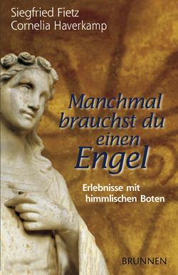 Manchmal brauchst du einen Engel von Fietz,  Siegfried, Haverkamp,  Cornelia