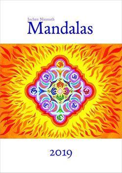 Mandala-Kalender 2019 von Niemuth,  Jochen