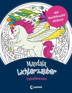 Mandala-Lichterzauber – Fabelwesen von Labuch,  Kristin