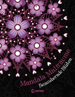 Mandala-Malträume: Bezaubernde Blüten von Kruth,  Maren