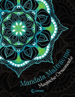 Mandala-Malträume: Magische Ornamente von Floßdorf,  Martina