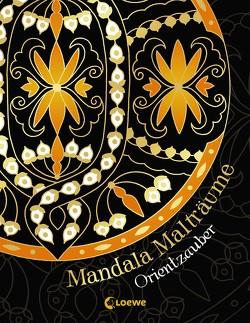 Mandala-Malträume: Orientzauber von Labuch,  Kristin
