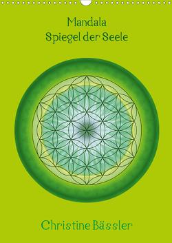 Mandala – Spiegel der Seele/CH-Version (Wandkalender 2021 DIN A3 hoch) von Bässler,  Christine