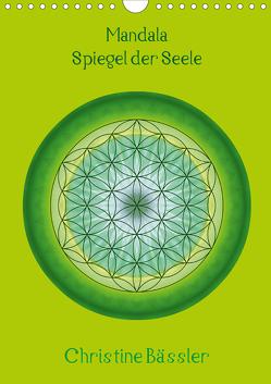 Mandala – Spiegel der Seele/CH-Version (Wandkalender 2021 DIN A4 hoch) von Bässler,  Christine