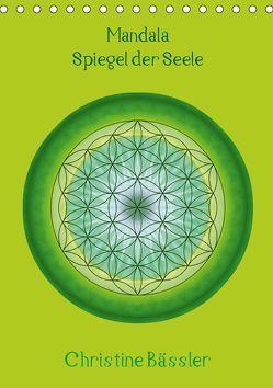 Mandala – Spiegel der Seele/CH-Version (Tischkalender 2019 DIN A5 hoch) von Bässler,  Christine