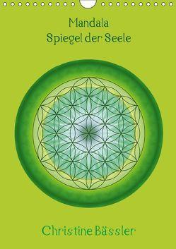 Mandala – Spiegel der Seele/CH-Version (Wandkalender 2018 DIN A4 hoch) von Bässler,  Christine