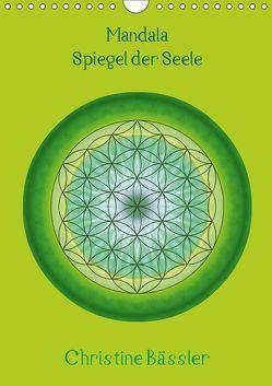 Mandala – Spiegel der Seele/CH-Version (Wandkalender 2019 DIN A4 hoch) von Bässler,  Christine