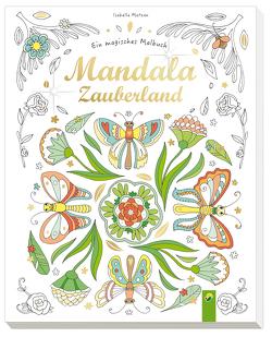 Mandala-Zauberland von Metzen,  Isabelle