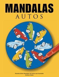 Mandalas Autos von Abato,  Andreas