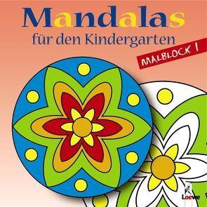 Mandalas für den Kindergarten von Leberer,  Sigrid
