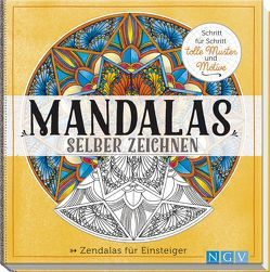 Mandalas selber zeichnen von Steingräber,  Mia