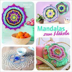 Mandalas zum Häkeln von André,  Marie-Line, Herz,  Annika