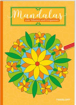 Mandalas zum Träumen und Entspannen von Poppins,  Oli