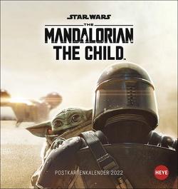 Mandalorian Postkartenkalender 2022 von Heye