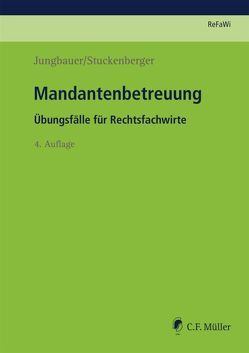 Mandantenbetreuung von Jungbauer,  Sabine, Stuckenberger,  Stefanie