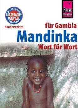Mandinka – Wort für Wort (für Gambia) von Knick,  Karin