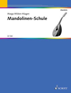 Mandolinen-Schule von Wilden-Hüsgen,  Marga
