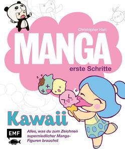 Manga Erste Schritte– Kawaii von Hart,  Christopher
