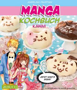 Manga Kochbuch Kawaii von Paustian,  Angelina
