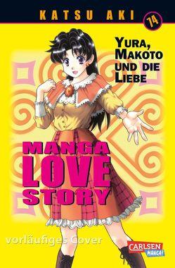 Manga Love Story 74 von Aki,  Katsu, Yamada,  Satoshi