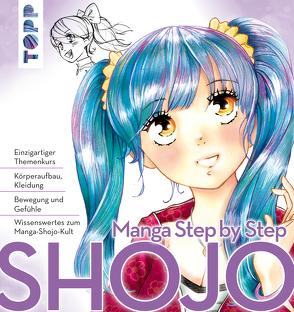 Manga Step by Step Shojo von Keck,  Gecko