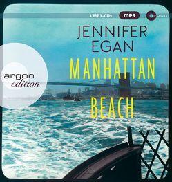 Manhattan Beach von Ahrens,  Henning, Egan,  Jennifer, Kunzendorf,  Nina