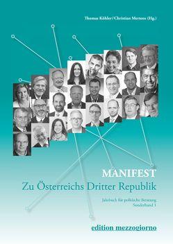 Manifest von Köhler,  Thomas, Mertens,  Christian
