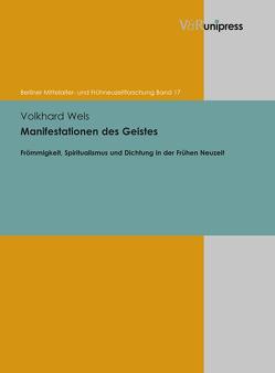 Manifestationen des Geistes von Forums,  Vorstand des, Wels,  Volkhard