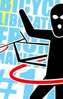 Manifesto #1.7 von Bicycle Liberation,  Front
